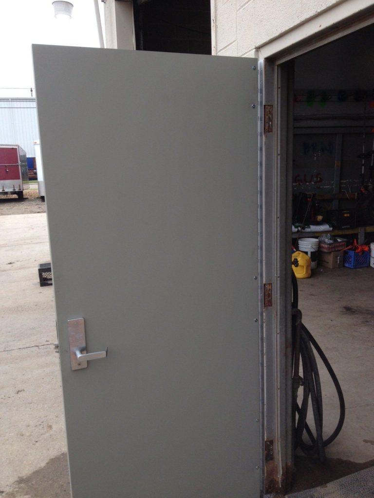 New Door Installation<br> New door installation